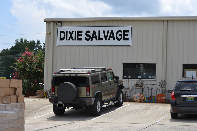 Dixie Salvage, Inc., Ft. Payne, Alabama