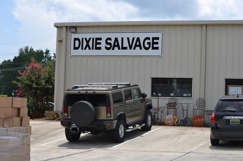Dixie Salvage Ft Payne Alabama
